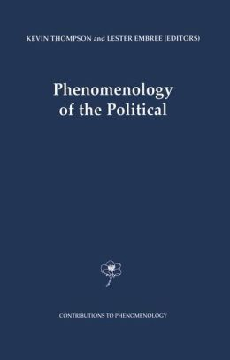 Phenomenology of the Political