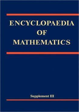 Encyclopaedia of Mathematics, Supplement III
