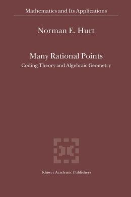 Many Rational Points: Coding Theory and Algebraic Geometry