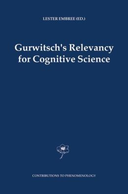 Gurwitsch's Relevancy for Cognitive Science
