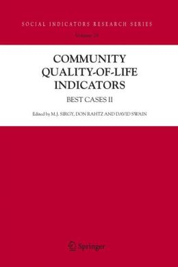 Community Quality-of-Life Indicators: Best Cases II