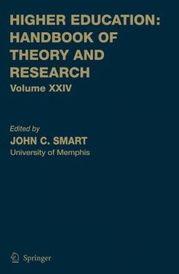 Higher Education: Handbook of Theory and Research: Volume 24