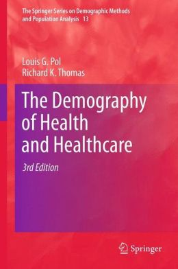 The Demography of Health and Healthcare