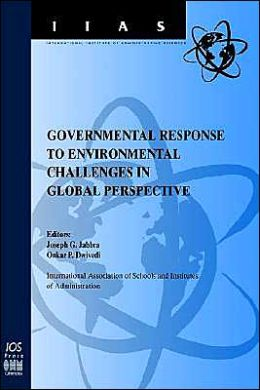 Governmental Response to Environmental Challenges in Global Perspective