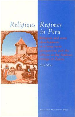 Religious Regimes in Peru