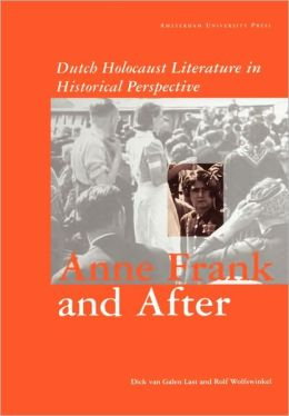 Anne Frank and After