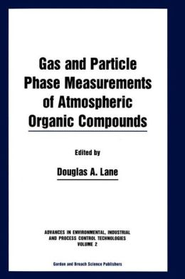 Gas And Particle Phase Measurements Of Atmospheric Organic Compounds