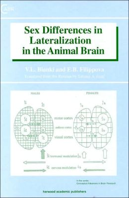 Sex Differences in Lateralization in the Animal Brain