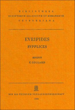 Euripides: Supplices: Volume I, Introduction and Text/Volume II, Commentary