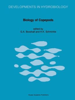 Biology of Copepods: Proceedings of the Third International Conference on Copepoda