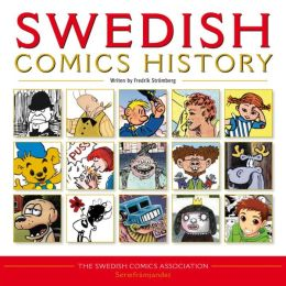 Swedish Comics History