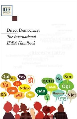 Direct Democracy: The International IDEA Handbook