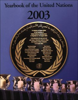 Yearbook of the United Nations 2003