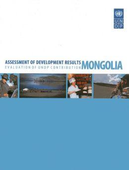 Assessment of Development Results: Mongolia