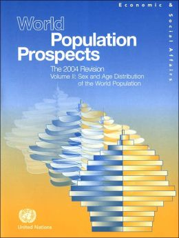 World Population Prospects 2004: Sex and Age Distribution of the World Population