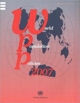 World Population Policies 2007