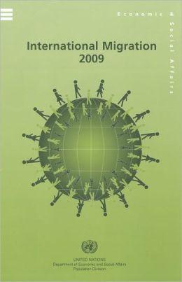 International Migration 2009 (wall Chart)