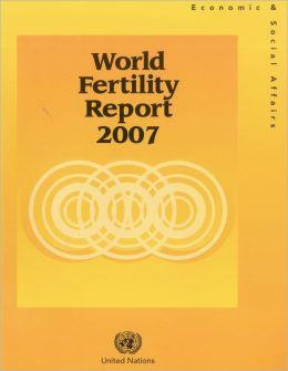 World Fertility Report 2007 (includes Cd-rom)