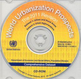 World Urbanization Prospects: The 2011 Revision