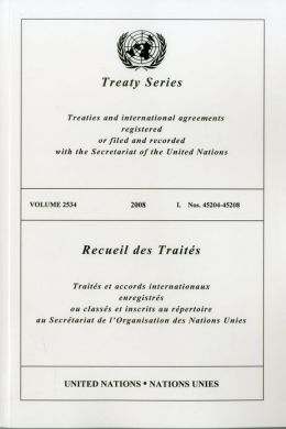 Treaty Series 2534 I: Nos. 45204-45208
