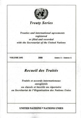 TREATY SERIES 2492: Annex A
