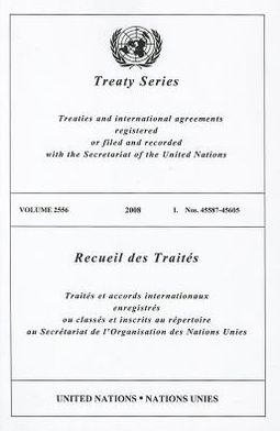Treaty Series 2556: Nos. 45587-45605