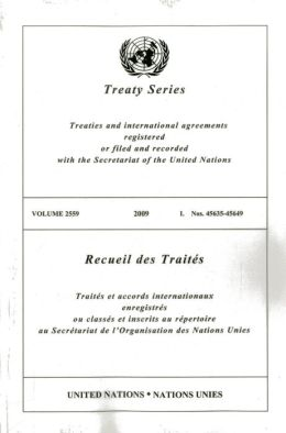 Treaty Series 2559 I: Nos. 45635 - 45649
