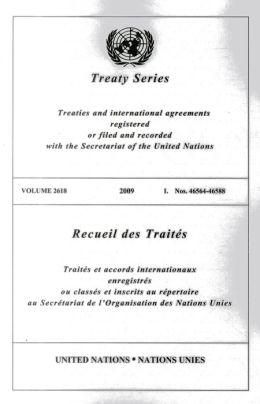 Treaty Series 2618 2009 I: Nos. 46564-46588
