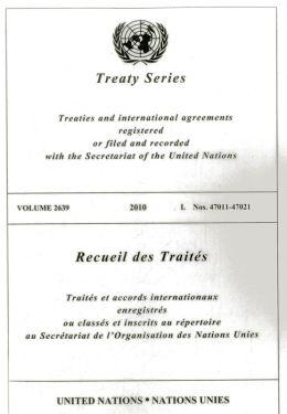 Treaty Series 2639 I: Nos. 47011 - 47021