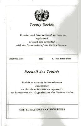 Treaty Series 2645 I: Nos. 47130-47146