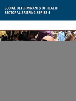 Social Protection: Shared Interests in Vulnerability Reduction and Development