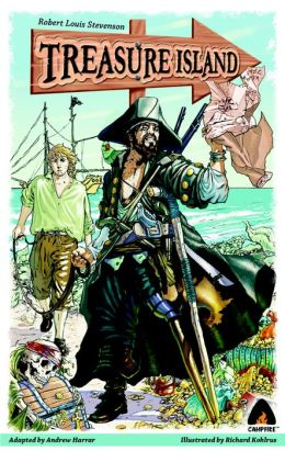 Treasure Island: Campfire Graphic Novel