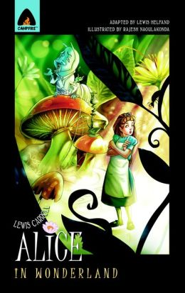 Alice in Wonderland: Campfire Graphic Novel