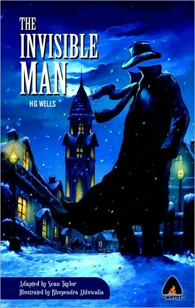 The Invisible Man: Campfire Graphic Novel