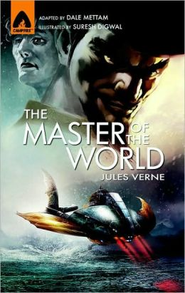 The Master of the World: Campfire Graphic Novel