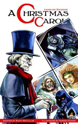 A Christmas Carol: Campfire Graphic Novel