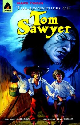 The Adventures of Tom Sawyer: Campfire Graphic Novel