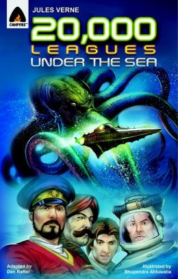20,000 Leagues Under the Sea: Campfire Graphic Novel