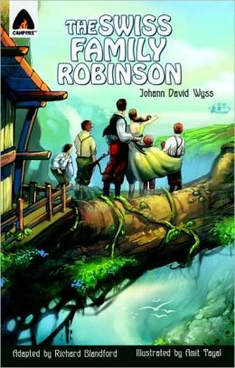 The Swiss Family Robinson: Campfire Graphic Novel