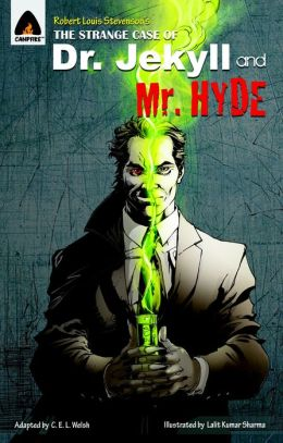 The Strange Case of Dr. Jekyll and Mr. Hyde: Campfire Graphic Novel
