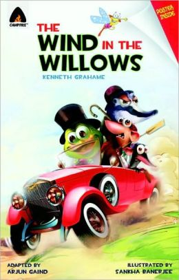 The Wind in the Willows: Campfire Graphic Novel