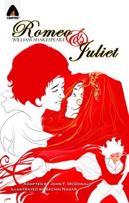 Romeo and Juliet: Campfire Graphic Novel