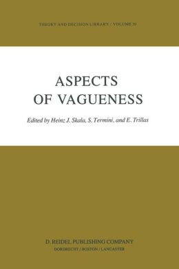 Aspects of Vagueness