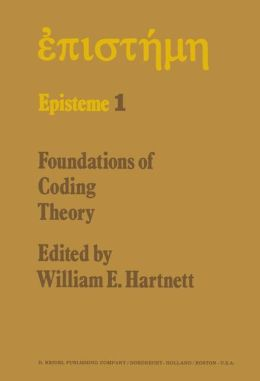 Foundations of Coding Theory