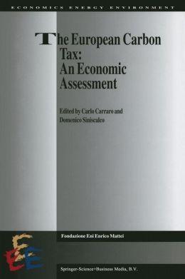 The European Carbon Tax: An Economic Assessment