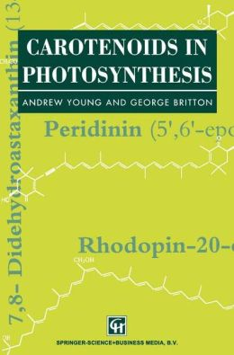 Carotenoids in Photosynthesis