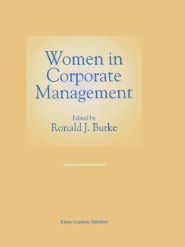 Women in Corporate Management