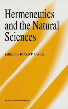 Hermeneutics and the Natural Sciences