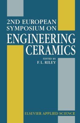 2nd European Symposium on Engineering Ceramics
