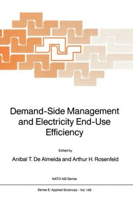 Demand-Side Management and Electricity End-Use Efficiency